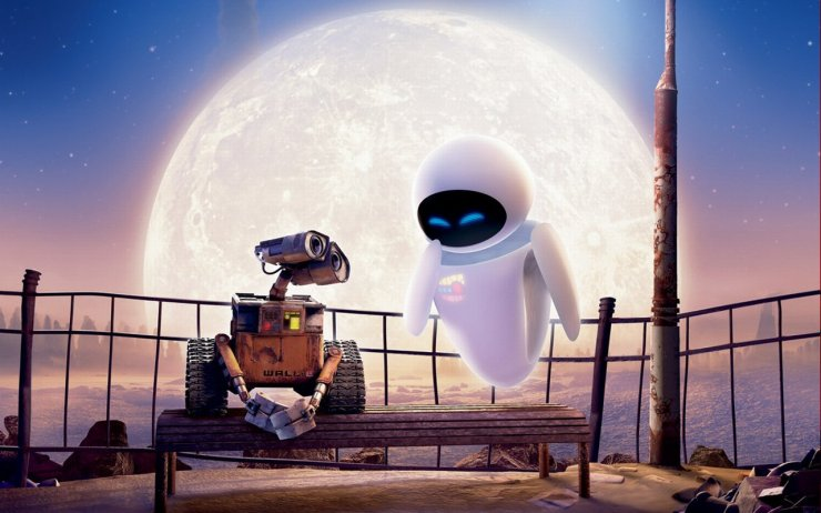 Image result for Wall-e ending